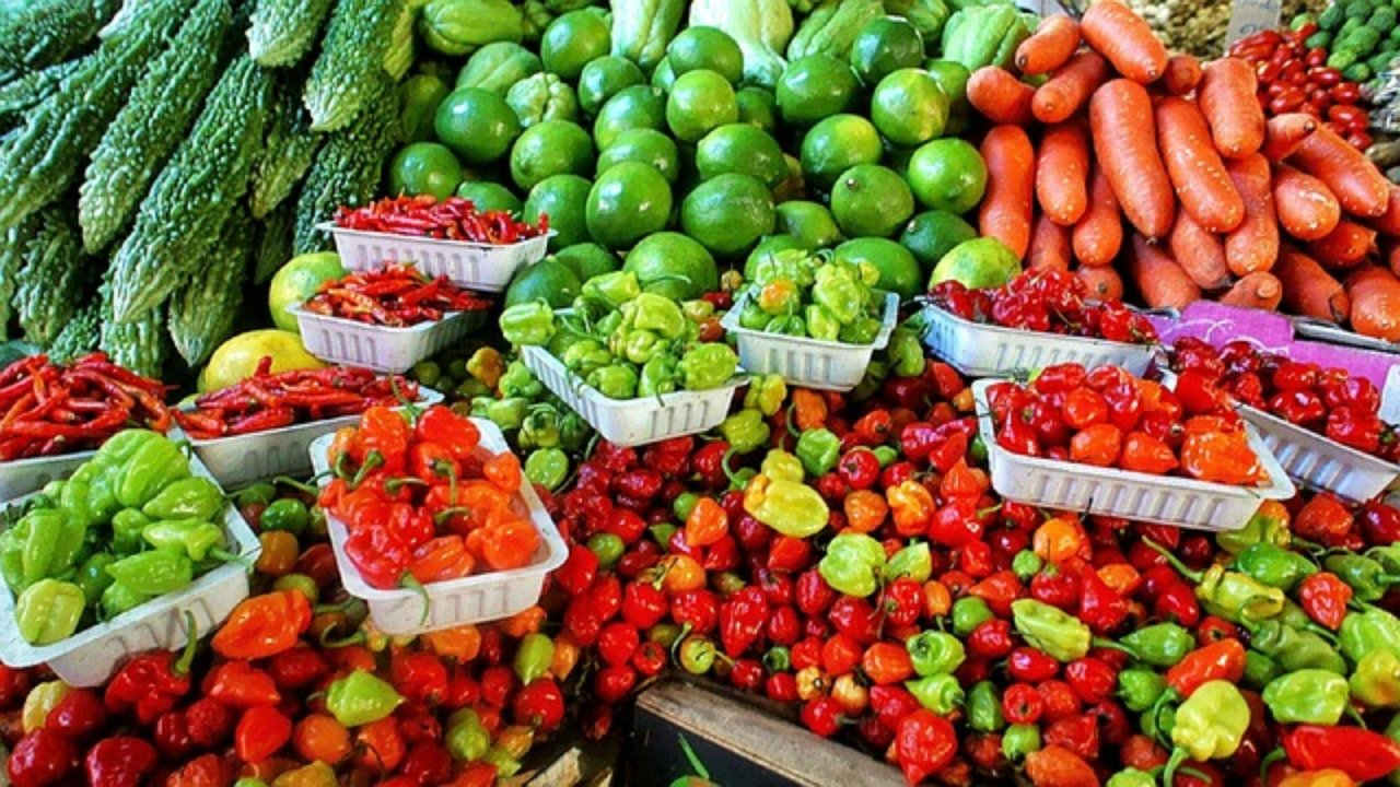 Local markets in the Mission District offer fresh produce