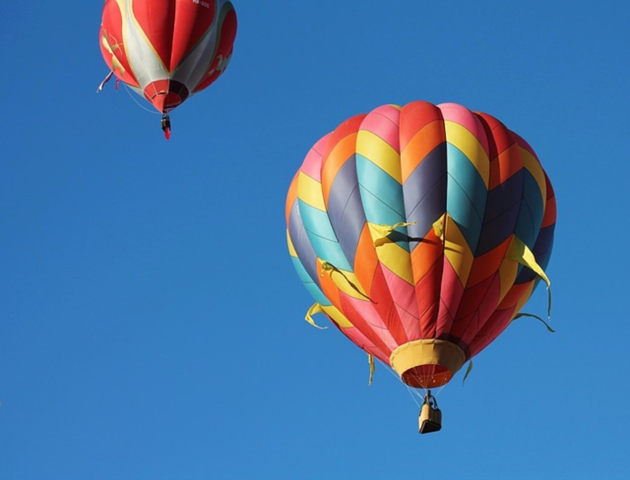North Valley is home to the International Balloon Fiesta grounds