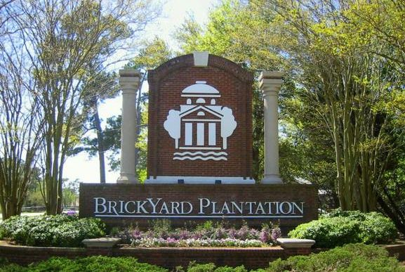 brickyard plantation